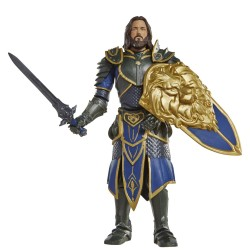 Warcraft Actionfigur Wave 1 Lothar (15 cm)