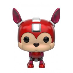 Mega Man POP! Games Vinyl Figur Rush (10 cm)