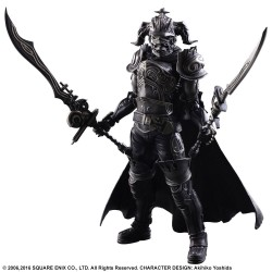 Play Arts Kai Final Fantasy XII Actionfigur Gabranth (28 cm)