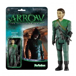 Arrow ReAction Actionfigur Arrow (Unmasked) (SDCC 2015 Exclusive) (10 cm)