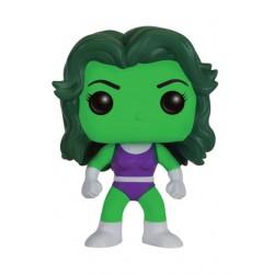 Marvel Funko POP! Vinyl Figur She-Hulk (10 cm)