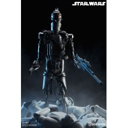 Star Wars Sideshow Collectibles 1/6 Actionfigur IG-88 (Sideshow Exclusive) (35 cm)