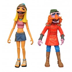 The Muppets Select Serie 3 Floyd Pepper & Janice