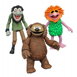 The Muppets Select Serie 3 Rowlf, Mahna Mahna & Crazy Harry