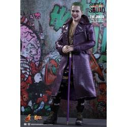 Hot Toys Suicide Squad Movie Masterpiece Actionfigur 1/6 The Joker (Purple Coat Version) (30 cm)