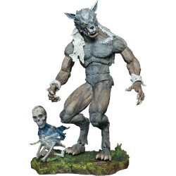 CreatuReplica Actionfigur Louisiana Rougarou (20 cm)