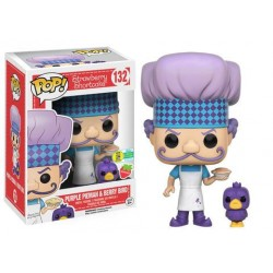 Emily Erdbeer POP! Animation Vinyl Figur Purple Pieman & Berry Bird (Scented) (SDCC 2016 Exclusive) (10 cm)