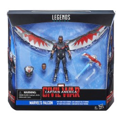 "Marvel Legends 'Captain America - Civil War' Actionfigur Falcon  3.75"" (10 cm)"