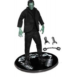 Universal Monsters Actionfigur 1/12 Frankenstein (Color Version) (Previews Exclusive) (16 cm)