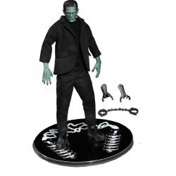 Universal Monsters Actionfigur 1/12 Frankenstein (Color Version) (Previews Exclusive) (16 cm)