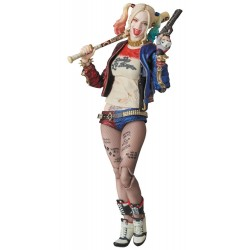 Suicide Squad MAFEX Actionfigur Harley Quinn (Previews Exclusive) (15 cm)