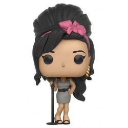 Amy Winehouse POP! Rocks Vinyl Figur Amy (10 cm)