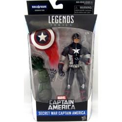 "Marvel Legends Series 03 'Captain America - Civil War' Secret War Captain America 6"" (15 cm)"