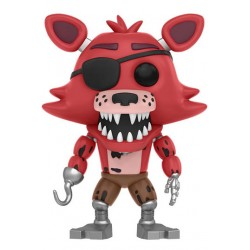 Five Nights at Freddy's POP! Games Vinyl Figur Foxy the Pirate (9 cm)