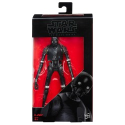 "Star Wars Black Series Rogue One Wave 1 K-2SO 6"" (15 cm)"