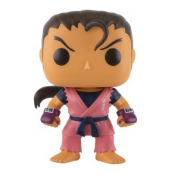 Street Fighter POP! Games Vinyl Figur Dan (10 cm)