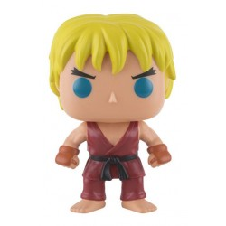 Street Fighter POP! Games Vinyl Figur Ken (10 cm)