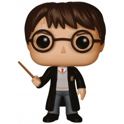 Harry Potter Funko POP! Vinyl Figur Harry Potter (10 cm)