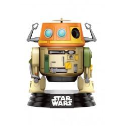 Star Wars Rebels Funko POP! Vinyl Wackelkopf-Figur Chopper (7 cm)