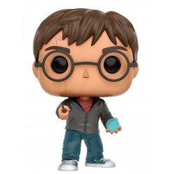 Harry Potter Funko POP! Vinyl Figur Harry with Prophecy (10 cm)