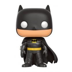 DC Comics POP! Heroes Figur Classic Batman (Flowing Cape) (10 cm)