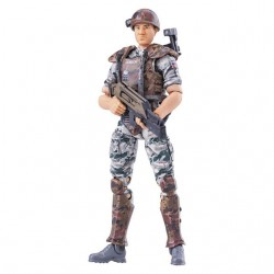 Aliens Colonial Marines Actionfigur 1/18 Hudson (10 cm)