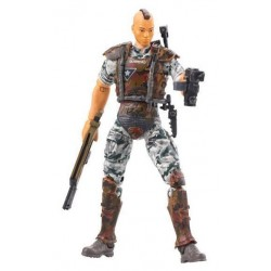 Aliens Colonial Marines Actionfigur 1/18 Quintero (10 cm)