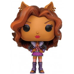 Monster High POP! Vinyl Figur Clawdeen Wolf (10 cm)