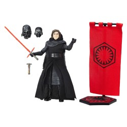 "Star Wars Black Series Episode VII Kylo Ren (Unmasked) 6"" (15 cm) (Con Exclusive)"