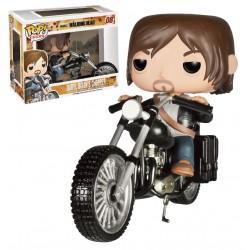 Walking Dead POP! Television Vinyl Figur Daryl Dixon´s Chopper (12 cm)