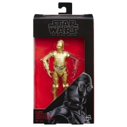 "Star Wars Black Series Rogue One Wave 2 C-3PO (Resistance Base) (Episode VII) 6"" (15 cm)"