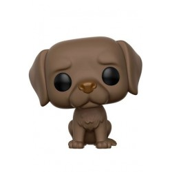 Pets POP! Vinyl Figur Labrador Retriever (Chocolate) (10 cm)