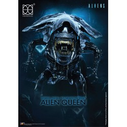 Aliens Hybrid Metal Actionfigur Alien Queen (18 cm)