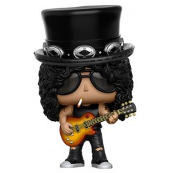Guns N´ Roses POP! Rocks Vinyl Figur Slash (10 cm)