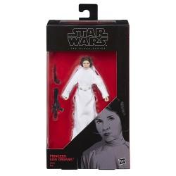 "Star Wars Black Series Princess Leia 6"" (15 cm)"