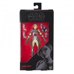 "Star Wars Black Series Sabine Wren 6"" (15 cm)"