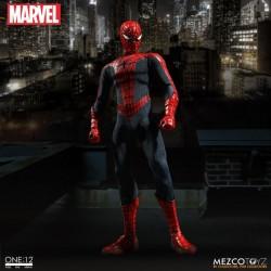 Marvel Universe Actionfigur One:12 Spider-Man (17 cm)