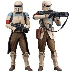 Star Wars Rogue One ARTFX+ Statuen-Doppelpack Scarif Stormtrooper (18 cm)