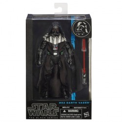 "Star Wars Black Series Darth Vader 6"" (15 cm)"