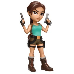 Tomb Raider Rock Candy Vinyl Figur Lara Croft (13 cm)