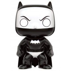 DC Comics POP! Heroes Figur Negative Batman (10 cm)