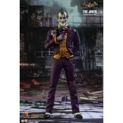 Batman Arkham Asylum Hot Toys Game Masterpiece Actionfigur 1/6 The Joker (31 cm)