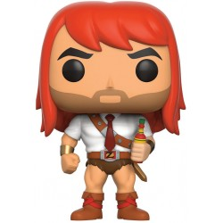 Son of Zorn POP! Television Vinyl Figur Zorn with Hot Sauce (10 cm)