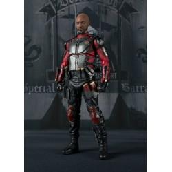 Suicide Squad S.H. Figuarts Actionfigur Deadshot Tamashii Web Exclusive (16 cm)