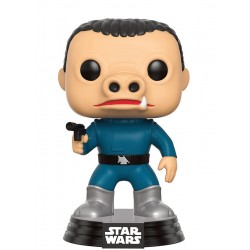 Star Wars Funko POP! Vinyl Wackelkopf-Figur Blue Snaggletooth (10 cm) (Limited)