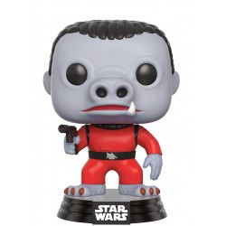 Star Wars Funko POP! Vinyl Wackelkopf-Figur Red Snaggletooth (10 cm) (Limited)