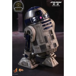 Star Wars Episode VII Hot Toys 1/6 Movie Masterpiece Actionfigur R2-D2 (18 cm)