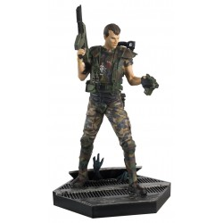 The Alien & Predator Figurine Collection Hudson (Aliens) (12 cm)