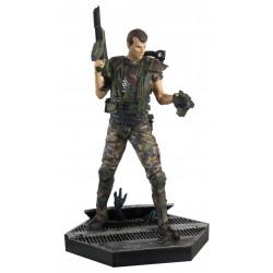 The Alien & Predator Figurine Collection Hudson (Aliens) (12 cm)