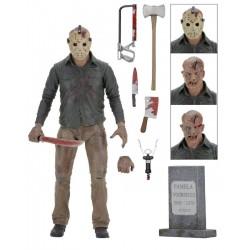 Freitag der 13. - Teil 4 Actionfigur Jason (18 cm)